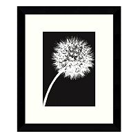 Dandelion Tilt Framed Wall Art