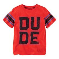 Baby Boy Carter's Graphic Tee