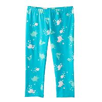 Girls 7-16 & Plus Size SO® Patterned Capri Leggings