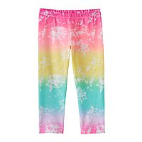 Girls 7-16 & Plus Size SO® Patterned Capri Leggings