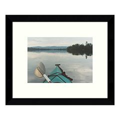 Kayak Dreams Framed Wall Art