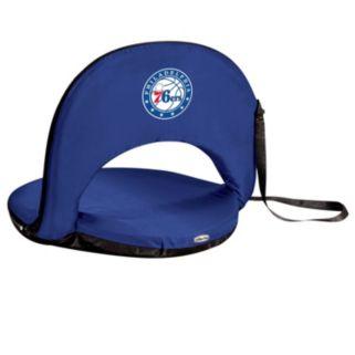 Picnic Time Philadelphia 76ers Oniva Portable Chair