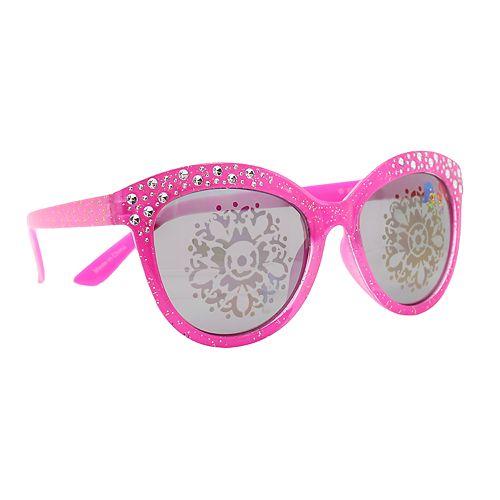 Girls 4-6x Shimmer & Shine Rhinestone Cat-Eye Sunglasses