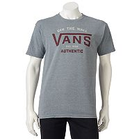 Men's Vans Real Deal Tee