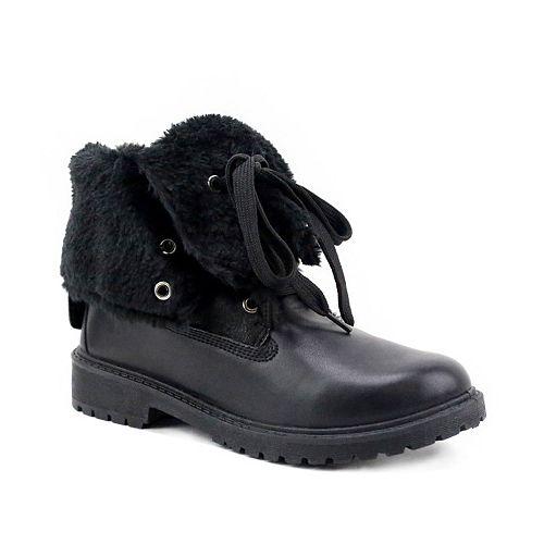 Olivia Miller Briarwood Women's Combat Boots