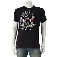 Men's REO Speedwagon Band Tee
