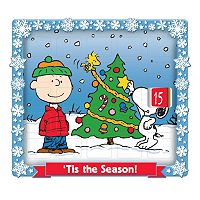 Kurt Adler Peanuts Advent Calendar
