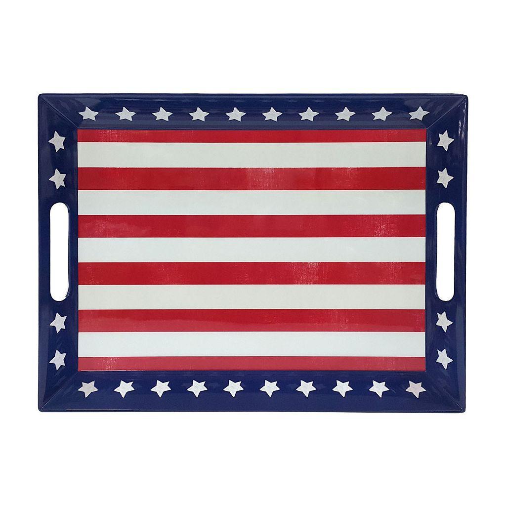 Celebrate Americana Together Large Tray
