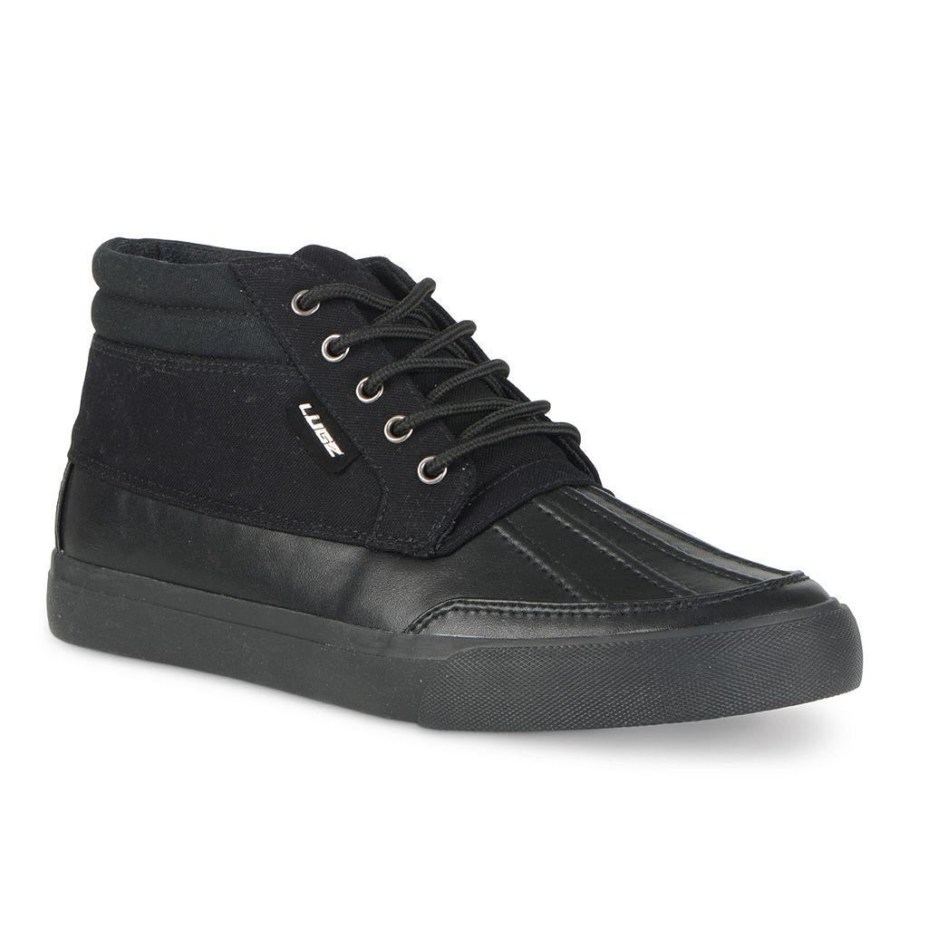 Lugz Boomer Men's Rubber Duck-Toe Sneakers