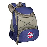 Picnic Time Detroit Pistons PTX Backpack Cooler