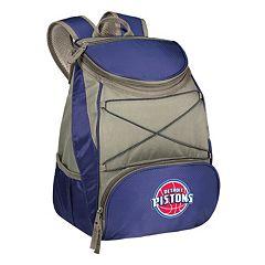 Picnic Time Detroit Pistons PTX Backpack Cooler