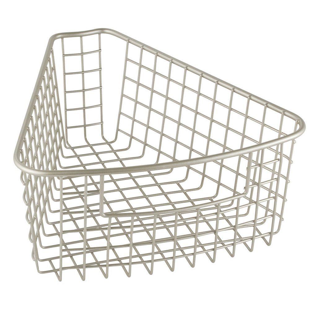 InterDesign Classico Lazy Susan Basket