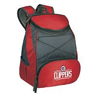 Picnic Time Los Angeles Clippers PTX Backpack Cooler
