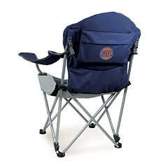 Picnic Time New York Knicks Reclining Camp Chair