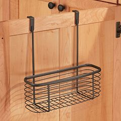 InterDesign Axis Over-the-Counter X2 Basket