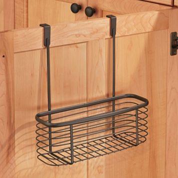 InterDesign Axis Over-the-Counter X2 Basket