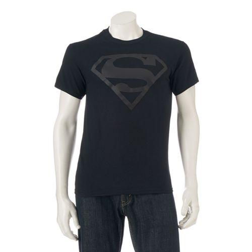 Men's DC Comics Superman High-Density Graphic Tee