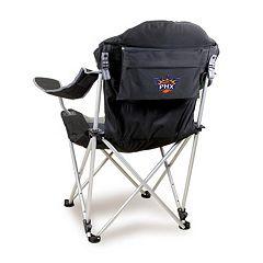 Picnic Time Phoenix Suns Reclining Camp Chair