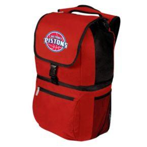 Picnic Time Detroit Pistons Zuma Backpack Cooler
