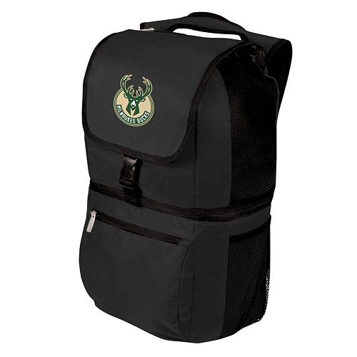 Picnic Time Milwaukee Bucks Zuma Backpack Cooler