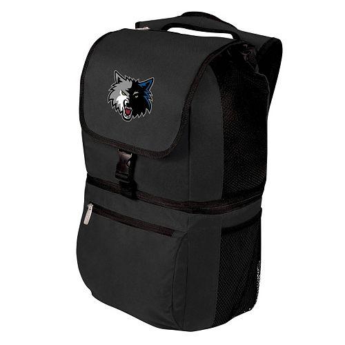 Picnic Time Minnesota Timberwolves Zuma Backpack Cooler