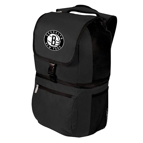 Picnic Time Brooklyn Nets Zuma Backpack Cooler