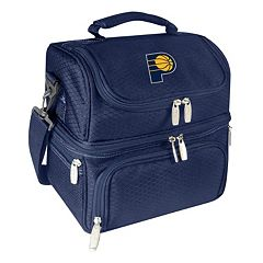 Picnic Time Indiana Pacers Pranzo 7 pc Insulated Cooler Lunch Tote Set