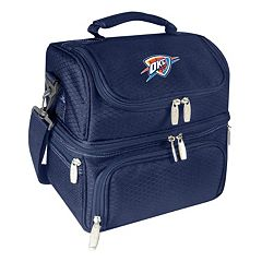 Picnic Time Oklahoma City Thunder Pranzo 7-Piece Insulated Cooler Lunch Tote Set