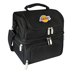 Picnic Time Los Angeles Lakers Pranzo 7-Piece Insulated Cooler Lunch Tote Set