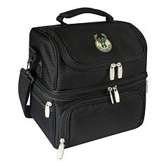 Picnic Time Milwaukee Bucks Pranzo 7-Piece Insulated Cooler Lunch Tote Set