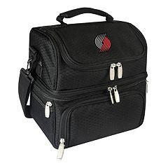 Picnic Time Portland Trail Blazers Pranzo 7-Piece Insulated Cooler Lunch Tote Set