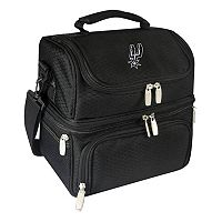 Picnic Time San Antonio Spurs Pranzo 7-Piece Insulated Cooler Lunch Tote Set