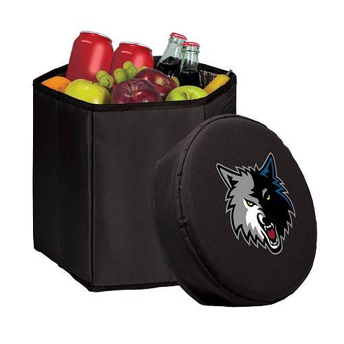 Picnic Time Minnesota Timberwolves Bongo Cooler