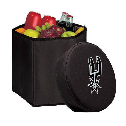Picnic Time San Antonio Spurs Bongo Cooler