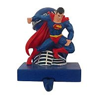 Kurt Adler 5-in. Superman Christmas Stocking Holder