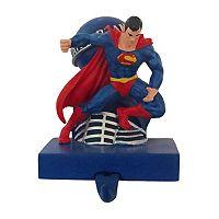 Kurt Adler 5-in. Superman Christmas Stocking Holder
