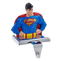 Kurt Adler 6-in. Superman Christmas Stocking Holder