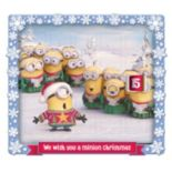 Despicable Me Minions Advent Calendar Christmas Table Decor By Kurt Adler
