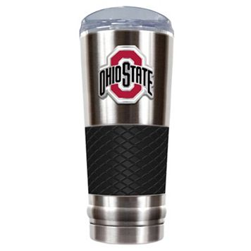 Ohio State Buckeyes 24-Ounce Draft Stainless Steel Tumbler