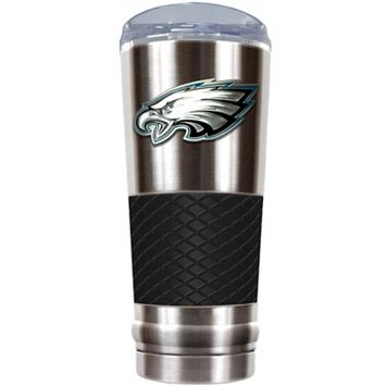 Philadelphia Eagles 24-Ounce Draft Stainless Steel Tumbler