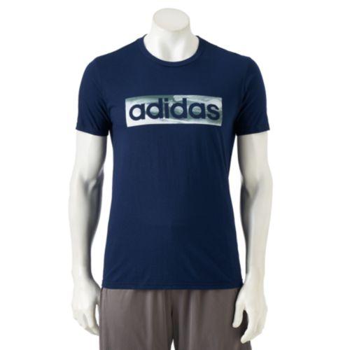 Men's adidas Linear Box Graphic Tee
