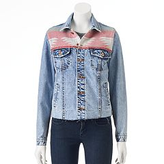 Juniors Denim Jackets Coats & Jackets - Outerwear, Clothing | Kohl's