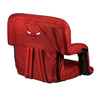 Picnic Time Chicago Bulls Ventura Portable Reclining Seat