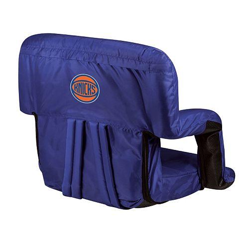 Picnic Time New York Knicks Ventura Portable Reclining Seat