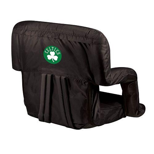 Picnic Time Boston Celtics Ventura Portable Reclining Seat