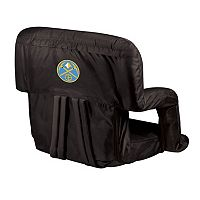 Picnic Time Denver Nuggets Ventura Portable Reclining Seat