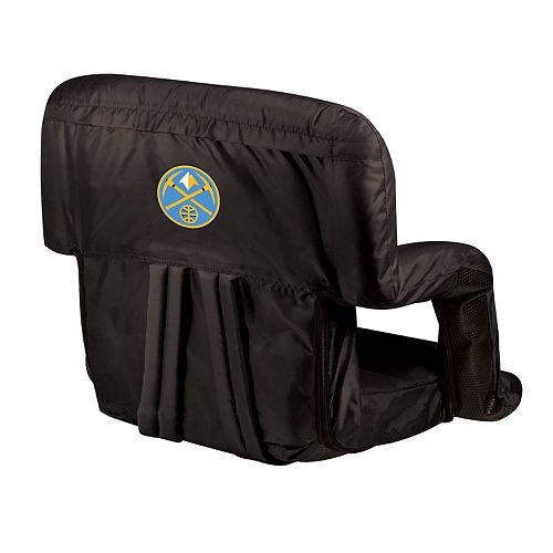 Picnic Time Denver Nuggets Ventura Portable Reclining Seat