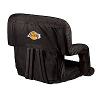 Picnic Time Los Angeles Lakers Ventura Portable Reclining Seat