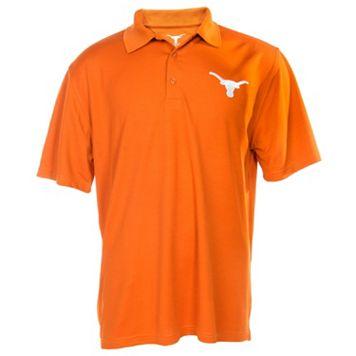 Men's Texas Longhorns Silhoutte Polo