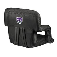 Picnic Time Sacramento Kings Ventura Portable Reclining Seat